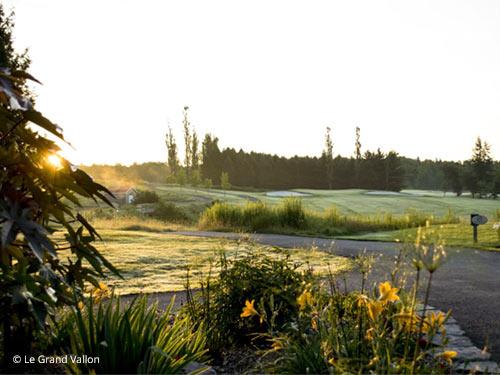 terrain de golf Le Grand Vallon
