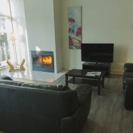 4-Room Villa, living room