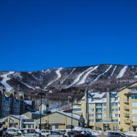 Studios «Ski in, Ski out», vue extérieure