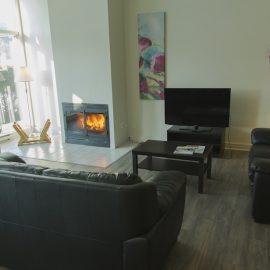 Villa 4 chambres, salon